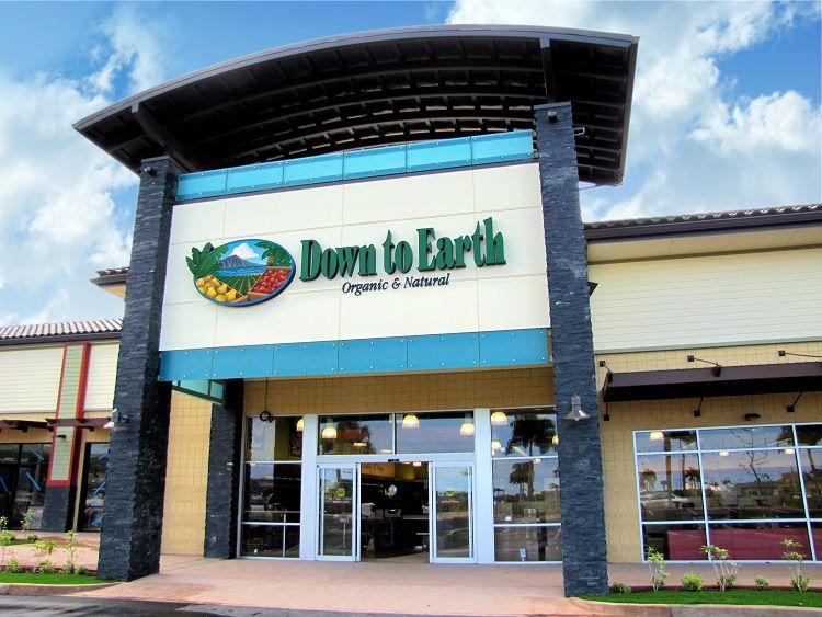 Photo: Down to Earth Kapolei Storefront