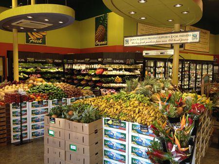 Photo: Kahului Produce Department