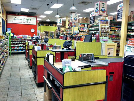 Photo: Kailua Checkout Area