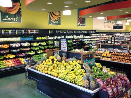 Photo: Kapolei Produce Department