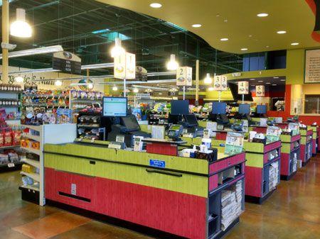 Photo: Checkout Area at Down to Earth Kapolei