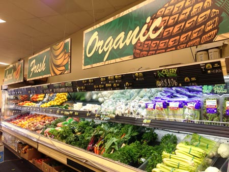Photo: Pearlridge Produce Department