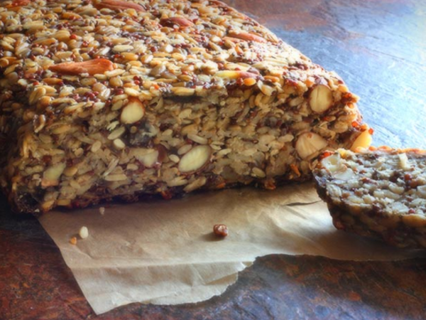 Photo: Magic Seed and Nut Bread