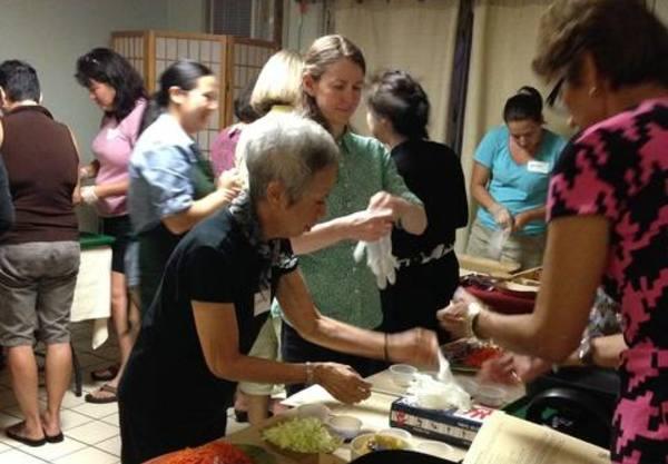 Photo: People at Community Workshop